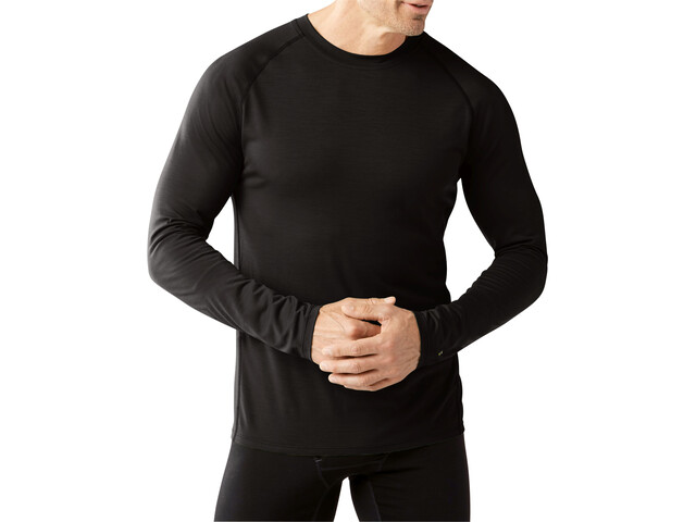 Smartwool Merino 150 Haut Couche De Base À Manches Longues Homme, black